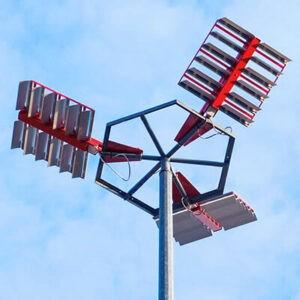 Светодиодные светильники прожекторы 650 Вт