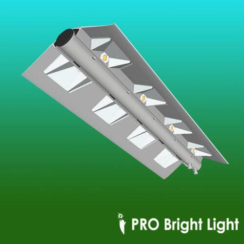 Уличный светодиодный консольный светильник «CORSAR S 200»