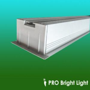 Линейный встраиваемый лед светильник LINE Vn 1000