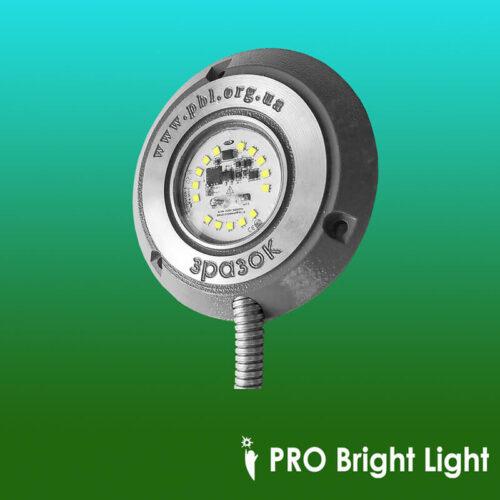 Антивандальный светодиодный светильник «HAMMER AL»