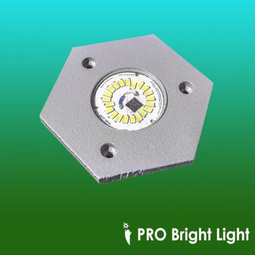 Антивандальный светодиодный светильник «HAMMER Fe»