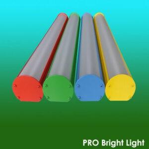 Линейный светодиодный светильник LINE 500×2 - Фото 3
