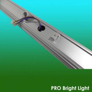 Линейный светодиодный светильник LINE 1000×2 - Фото 2