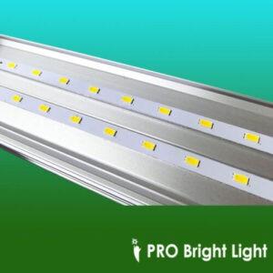 Линейный светодиодный светильник LINE 500×2 - Фото 2