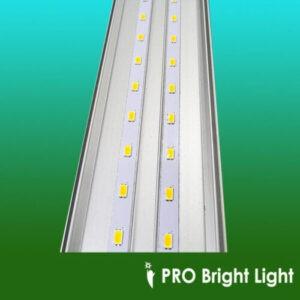 Линейный светодиодный светильник LINE 1500×2 - Фото 1